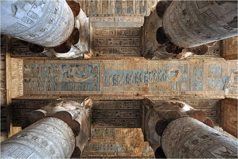 Дендеры. Храм Богини Хатхор